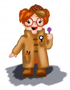 Cuentos didácticos La Detective Chuches